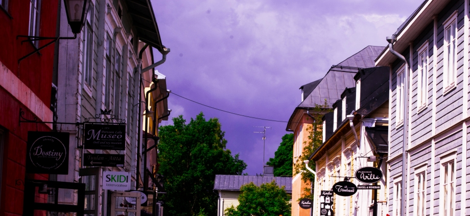 porvoo old town 2